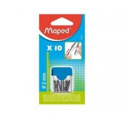 Mines pour Compas Maped